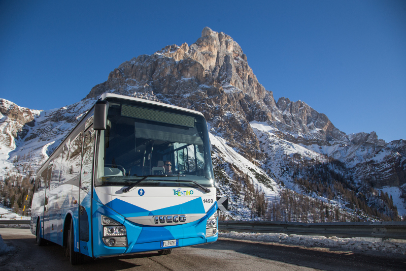 BUS IVECO CROSSWAY ROLLE 1